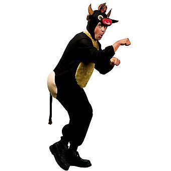 Raging Bull Costume Animal (combinaison casque masque)