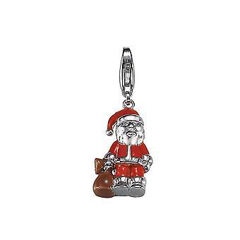 ESPRIT pendant of charms silver Santa Claus ESCH90949A000