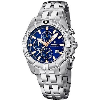 Festina mens watch chronograph F20355/5