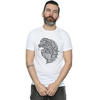 Disney Herren der König der Löwen Mufasa Tribal T-Shirt
