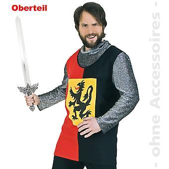 Knight costume Knight tunic Crusader men's Knight costume Mr costume