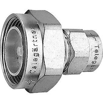 Coaxil adaptador 7-16 DIN plug plug-N Telegärtner J01122C00091 PC
