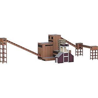 MiniTrix T66314 N Zeche Zollverein coke plant Part 2