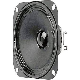 4  10.16 cm Wideband speaker chassis Visaton R 10 S