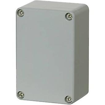 Fibox ALN 061005 Universal enclosure 100 x 66 x 46 Aluminium Silver-grey (RAL 7001, powder-coated) 1 pc(s)