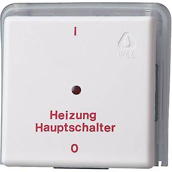 Kopp Heating system emergency switch Arktis White 627302086