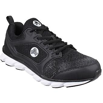 Amblers Safety Mens AS707 Lightweight Non Leather Trainers
