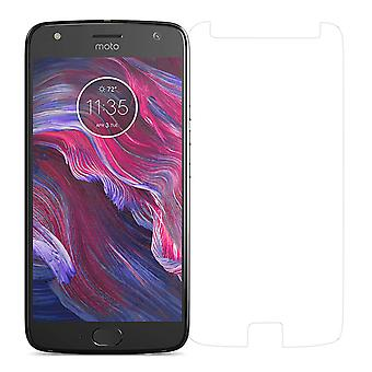 Motorola Moto X 4 tank protection protection glass armoured glass film real 9 H glass tempered glass