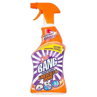 Cillit Bang Limescale & Grime Power Cleaner 750ml