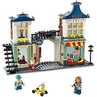 31036 LEGO toy store and supermarket