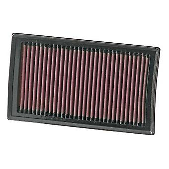 K&N 33-2927 High Performance Replacement Air Filter