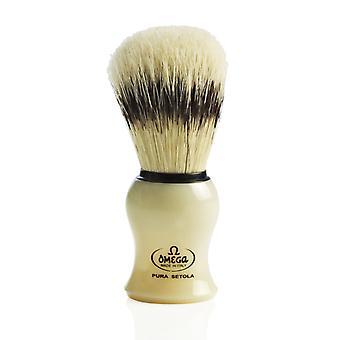 Omega 80266 Pure Bristle Shaving Brush