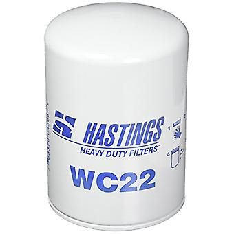 Hastings WC22 Synthetic Media Controlled Release Coolant Spin-On Filter Filter with BTE Formula