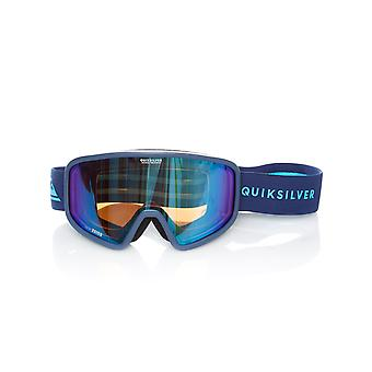 Quiksilver Dress Blues 2018 Browdy Snowboarding Goggles