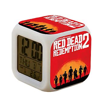Red Dead Redemption II Digital despertador-Nr. 1