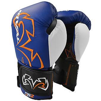 Соперник бокс эволюции крюк и петля мешок перчатки - синий