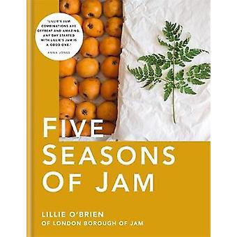 Vijf seizoenen van Jam door vijf seizoenen van Jam - 9780857834393 boek
