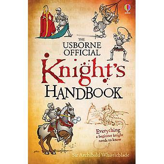 Knight's handbook by Sam Taplin - Ian McNee - 9781409567752 Book