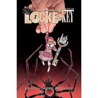 Locke & nyckel - liten värld av Gabriel Rodriguez - Joe Hill - 9781631408