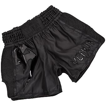 Venum Giant Muay Thai Shorts schwarz/schwarz