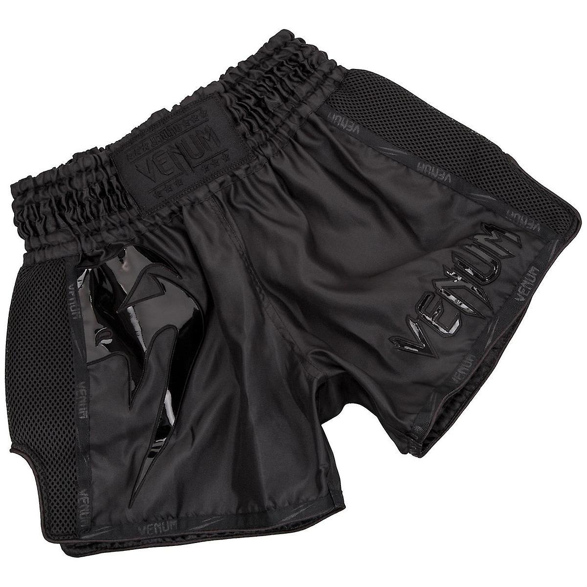 Venum Giant Muay Thai Shorts noir noir
