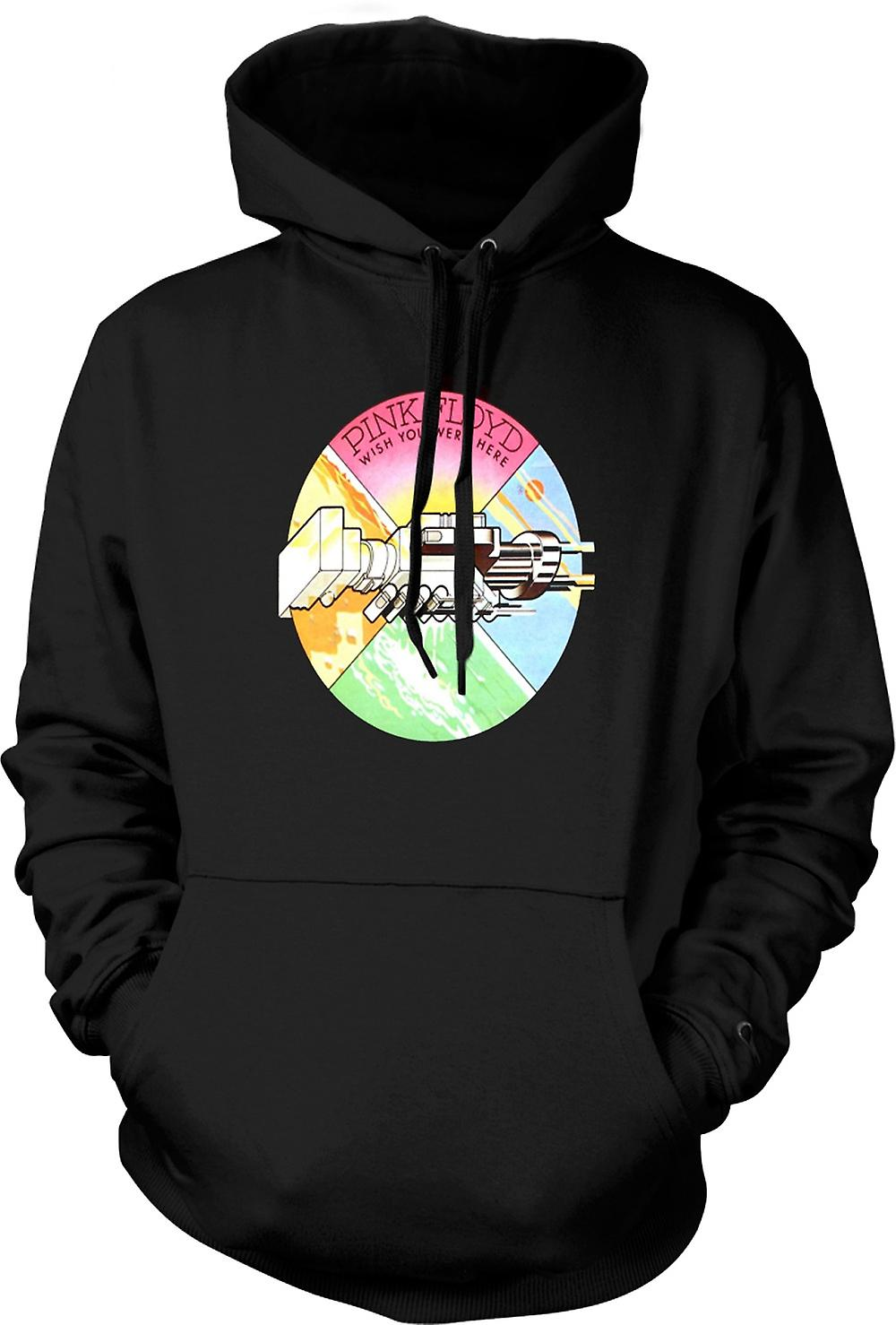 Kids Hoodie - Pink Floyd - Wish You Were - Here