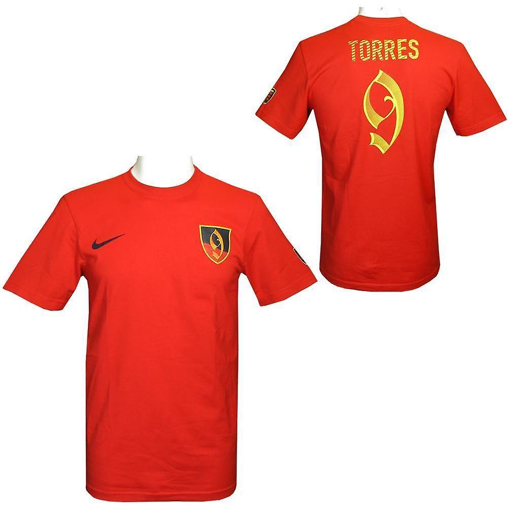 Atletico Madrid FC Mens Torres Hero T-Shirt