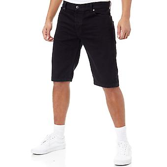 Dickies Black Michigan - 13 Inch Denim Shorts