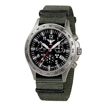 KHS watches mens watch platoon titanium chronograph KHS. PTC.NO