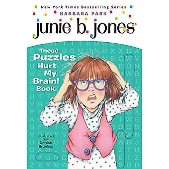 Junie B.'s These Puzzles Hurt My Brain! Book (Stepping Stone Books)