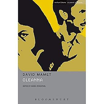 Oleanna (Methuen Student Editions) (Student Editions)