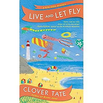Live and Let Fly (Kite Shop Mystery)