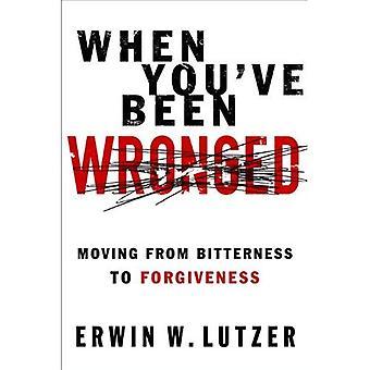 När du har blivit kränkt: att undanröja hinder för försoning