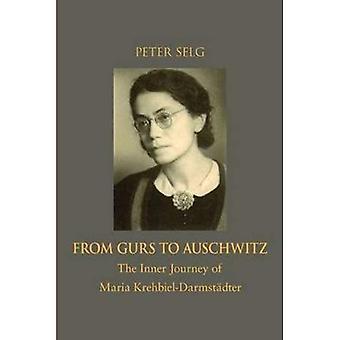 De Gurs à Auschwitz: le voyage intérieur de Maria Krehbiel-Darmstadter