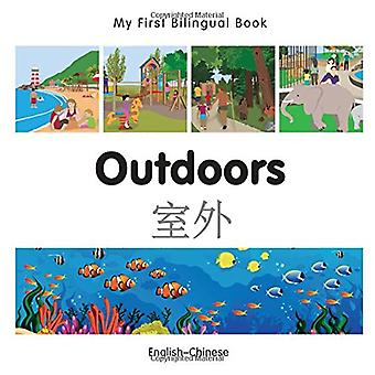 My First Bilingual Book - Outdoors - Chinese-English