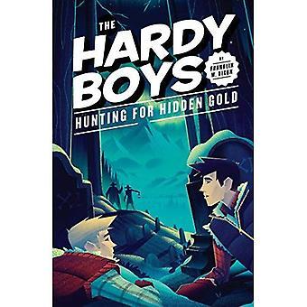 Op jacht naar verborgen Gold #5 (Hardy Boys)