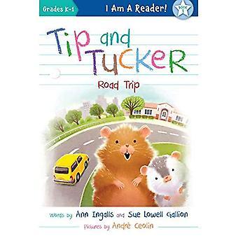 Tip en Tucker Road Trip (ik ben een lezer: uiteinde en Tucker)