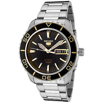 Seiko 5 Automatic Stainless Steel Mens Watch SNZH57K1