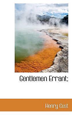 GentleHommes Errant by Cust & Henry