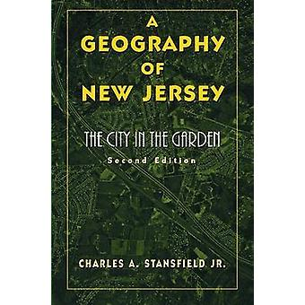 En geografi af New Jersey City i haven ved Stansfield & Charles A.