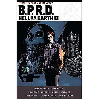 B.p.r.d. helvetet på jorden volym 3