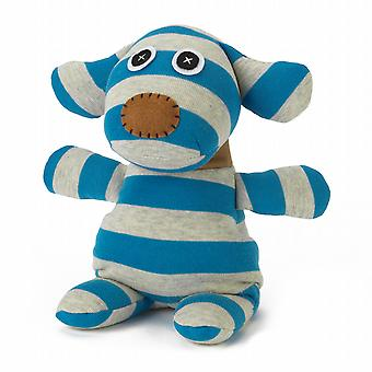 Warmies Socky Doll Fully Microwavable Toy: Randolph Dog