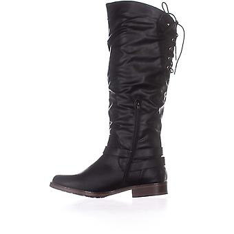 Xoxo Womens Montclair Round Toe Knee High Fashion Boots