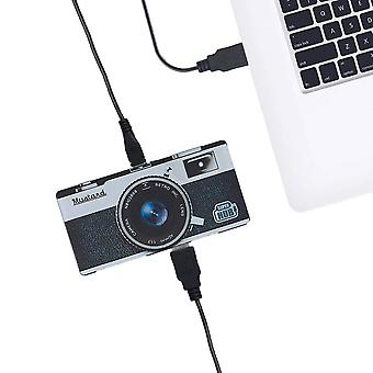 Super Hub Camera Shaped USB Hub