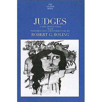 Judges by Robert G. Boling - 9780300139457 Book