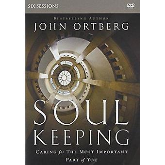 Soul Keeping StudieGids met DVD-zorg voor het belangrijkste onderdeel