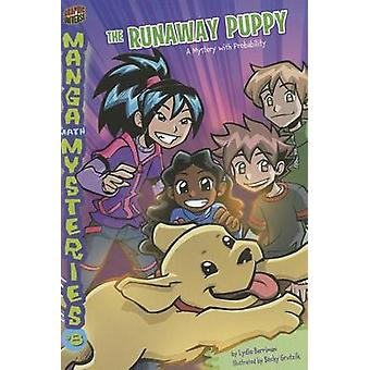 The Runaway Puppy - A Mystery with Probability by Lydia Barriman - Bec