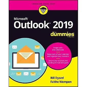 Outlook 2019 For Dummies by Outlook 2019 For Dummies - 9781119514091