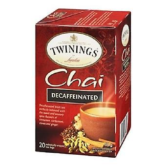 Twinings Of London Chai Decaffeinated Tea