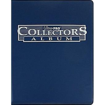 Ultra Pro 9-Pocket portfolio Collectors Blue Card spel
